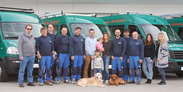 Grünecker Schwabmünchen - ein Team von Experten rund um Heizung, Sanitär und Solar