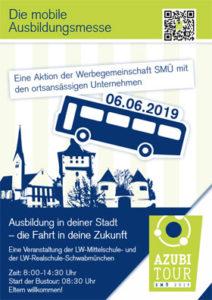 AZUBI TOUR 2019 - die Grünecker GmbH ist dabei!